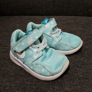 Nike Kaishi Print shoes size 5C Toddler Girls